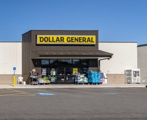 Dollar general designed by Patco Commercial Construction, ME