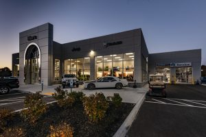 Marc Motors, Sanford, designed by Patco Commercial Construction, ME